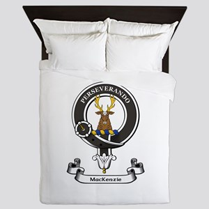 Badge-MacKenzie [Cromarty] Queen Duvet
